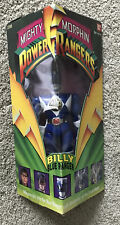 Bandai Mighty Morphin Power Rangers 1993 Blue Ranger Figure Billy 2200