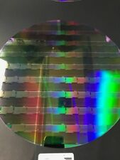 Silicon Wafer Four 1 Wafers One 3 Sapphire Wafer One 12 Wafer