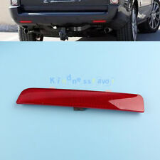 For L322 Freelander 2 Right Rear Bumper Reflector Clear Brake Stop Light