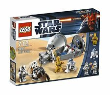 LEGO Star Wars 9490 Droid Escape r2-d2 c-3po Sandtrooper swoopbike