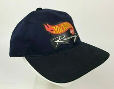 HOT WHEELS RACING Navy Blue HAT Cap MATTEL Snapback HAT Cap 44 American Needle