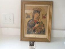 Our Lady of Everlasting Help Official Vatican Print Maria de Perpetuo Succursu