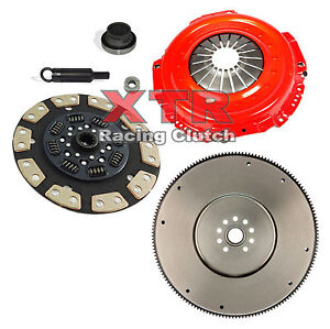 XTR STAGE 3 CLUTCH KIT & SOLID FLYWHEEL 88-94 FORD F250 F350 F59 SUPER-DUTY 7.3L