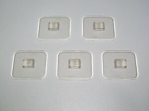Playmobil Lot x5 Plaque Transparente Support Personnage Figurine NEUF