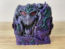 Custom MOTU Eternia Minis Masters of the Universe Snake Mountain Skeletor