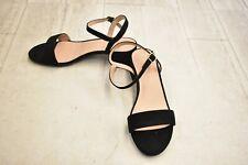 *Aldo Tarewien Sandals - Big Girl's Size 4 - Black New