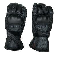 Probiker Motorradhandschuhe Gr. S Textil und Leder Motorcycle Gloves Touring