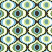 Michael Miller - Spa Feeling Groovy Cotton Fabric - 9yds - Free Ship