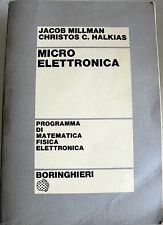 JACOB MILLMAN, CHRISTOS C. HALKIAS MICROELETTRONICA BORINHIERI 1978