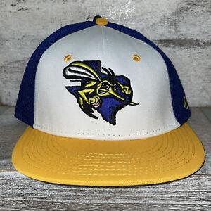 Sugar Land Skeeters Hat Mens Swatson Mascot Logo Minor League Baseball Team L/XL