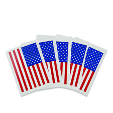 Proguard Ice Hockey Usa Flag Decals Stickers Pack 25 Great for Helmet P700