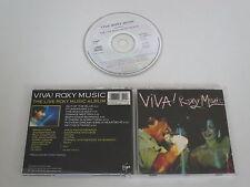 ROXY MUSIC/Viva! Roxy Music (Virgin egcd 25/0777 7 86354 2 0) CD Album