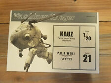 Kauz  Nitto 1/20 Ma. K SF3D Complete