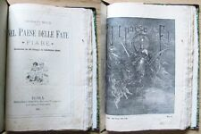 ROUX_NEL PAESE DELLE FATE - FIABE - Ed. Perino, 1895_ill. EDEL - RARO*