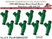 STD SIZE OEM QUALITY STC1427 RANGE ROVER P38 V8 4.0//4.6 PISTON RING SET x 8
