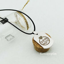SHINEE Necklace titanium steel Kpop New jonghyun taemin key minho onew