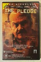 The Pledge VHS 2001 Thriller Sean Penn Jack Nicholson Roadshow (Ex-Rental)