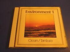 Anugama : Environment 1 - Ocean / Tambura  Nightingale Records CD (CD-317)