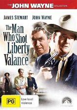 The Man Who Shot Liberty Valance (DVD, 2003)
