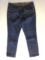 Calvin Klein Body Skinny Jeans Hose Dunkelblau Dark Washed W29 L30