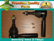 2 OUTER TIE ROD END SET FOR FORD F-150 04-08 LINCOLN MARK LT 06-08