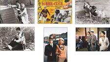 Bonnie and Clyde Film POSTCARD Set