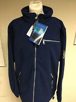 012Z SEPP Jersey Fleece - Breathable - Navy