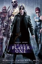 "Ready Player One movie poster (f)  - 11"" x 17"" - Matrix"