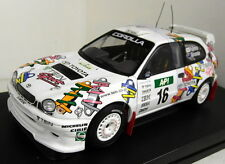 Autoart 1/18 Scale 80028 Toyota Corolla WRC 98 Fujimoto #16 diecast model car