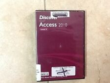 Microsoft Discover Access 2010 Level 2 DVD