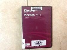 Microsoft Discover Access 2010 Level 2 DVD