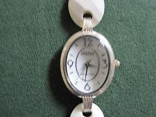 #571 ladys sterling silver ECCLISSI watch bracelet