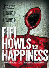 Fifi Howls From Happiness (DVD, 2014) NEW/SEALED