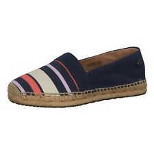 UGG RENADA STRIPE NAVY WOMEN'S 7.5 FLATS EXCLUSIVE STYLE 1090230