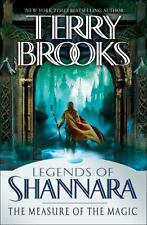 The Measure of the Magic: Legends of Shannara (Pre-Shannara: Legends-ExLibrary