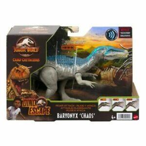 Jurassic World Camp Cretaceous Dino Escape Baryonyx Chaos NEW - IN STOCK