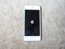 APPLE iPOD TOUCH 32GB 5th GEN A1421 BLUE - Icloud Locked - Faulty