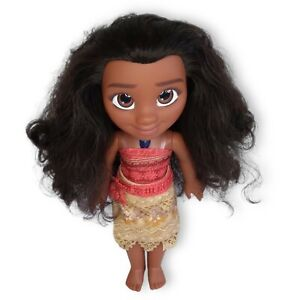 Moana Disney Adventure Talking Doll Jakks Pacific Tested & Working
