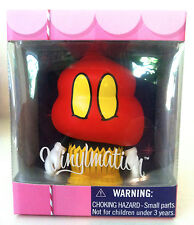 """DISNEY VINYLMATION 3"""" BAKERY SERIES 1 MICKEY MOUSE CUPCAKE COLLECTIBLE TOY NEW"""
