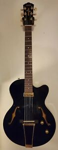 Yamaha AEX500 Hybrid Acoustic / Electric Guitar (Chambered Body)