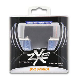 Sylvania SilverStar zXe Low Beam Headlight Bulb for Mercedes-Benz CLS63 AMG zb
