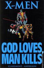 X-Men God Loves, Man Kills GN 2nd Edition #1-REP NM 2011 Stock Image