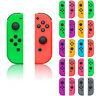 2x für Nintendo Switch Joy-Con Soft Silicone Hülle Hautschutz Haltbarkeit Cover