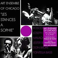 ART ENSEMBLE OF CHICAGO - LES STANCES A SOPHIE (REMASTERED)   CD NEW