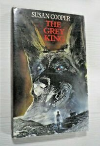 The Grey King by Susan Cooper 1984 Hardback Book  The Bodley Head
