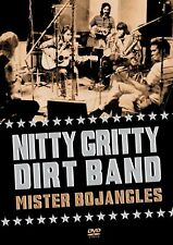 NEW DVD - NITTY GRITTY DIRT BAND - MISTER BOJANGLES - 13 TRACKS LIVE