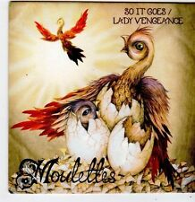 (FG910) Moulettes, So It Goes / Lady Vengeance - 2014 DJ CD