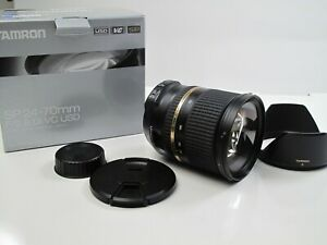 Tamron Sp 24-70mm F/2.8 Vs NIKON  Mount TOTALLY MINT