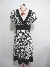 Portmans Knee Length Dresses for Women with Cap Sleeve