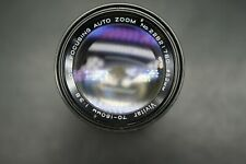 Vivitar 70mm-150mm f3.8 Close Focusing Automatic Fixed Mount Zoom Lens
